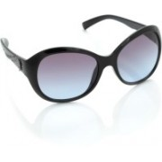 Provogue Over-sized Sunglasses(Pink, Blue)