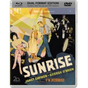 Sunrise [Masters of Cinema] Dual Format (Blu-ray and DVD) Edition