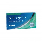 Air Optix plus HydraGlyde for Astigmatism Monatslinsen von Alcon 3 Linsen
