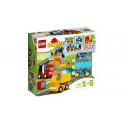 Lego Duplo Mina första Bilar och Lastbilar