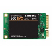 SSD Samsung 860 Evo MZ-M6E250BW 250GB mSATA SATA 6.0 Gb\s