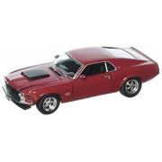 Motor Max 1:24 W/B American Classics 1970 Ford Mustang Boss 429 Diecast Vehicle