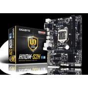 MB Gigabyte GA-H110M-S2H, LGA 1151, micro ATX, 2x DDR4, Intel H110, S3 4x, U2 4x, U3 2x, LAN, VGA, DVI-D, HDMI, 36mj