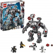 Set LEGO Marvel War Machine Predator y Thanos Holiday Funko Pop