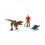 SCHLEICH Atacul Tyrannosaurului Rex