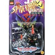 SPIDERMAN BLADE-VAMPIRE HUNTER VAMPIRE WARS MOC FROM 1996