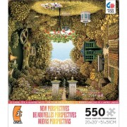 New Perspectives Gardeners Garden Jigsaw Puzzle