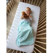 Sac de dormit pentru bebe Dots 6-24 luni 100 bumbac