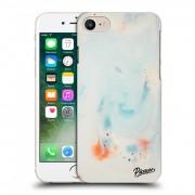 Átlátszó szilikon tok az alábbi mobiltelefonokra Apple iPhone 8 - Splash