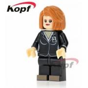 X-akták Scully figura