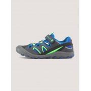 TOM TAILOR Outdoor schoenen met luchtgaten, navy-royal-lime, 39