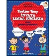 Timtim-Timy invata limba engleza caiet pentru prescolari - Miruna Popescu