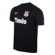Camiseta Nike Manga Curta Corinthians Core