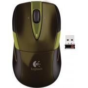 Miš Logitech Wireless M525, Unifying, zeleni