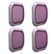 Pgytech ND Filters PRO set ND 8 / ND 16 / ND 32 / ND64 voor DJI Mavic 2 Pro