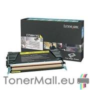 Тонер касета LEXMARK C736H1YG (Yellow)