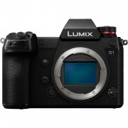 Panasonic Lumix S1 (DC-S1E) Mirrorless Digital Camera (Body)