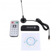 Señal De Tv Digital Usb Adaptador De Terminal De Antena Del Receptor D