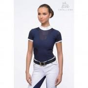 Cavalliera Riding Show Shirt High Style Short Sleeve