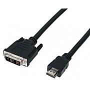 Cablu HDMI la DVI 3m