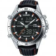 Lorus Montre-bracelet analogique et numérique Lorus RW637AX-9 analogique et numérique Quartz/inox