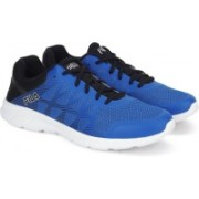 Fila MEMORY FINITY Running Shoes For Men(Blue)