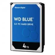Western Digital WD Blue Desktop 4TB 3.5 Zoll SATA 6Gb/s - interne Festplatte
