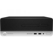 Desktop, HP ProDesk 400 G6 SFF /Intel i3-9100 (4.2G)/ 8GB RAM/ 256GB SSD/ DOS (8PG77EA)