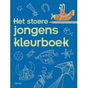 Deltas Kleurboek Stoere Jongens