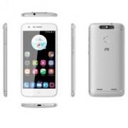 """""""Telefono movil smartphone zte blade v8 lite plata / 5"""""""" / octa core / 16gb rom / 2gb ram / 13mpx-8mpx / 4g / lector huella."""""""