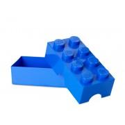 40231731 Cutie sandwich LEGO 2x4 albastru