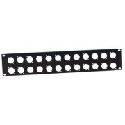 Adam Hall 872214 U-Shaped Rack Panel