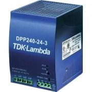DIN kalapsínes tápegység DPP240-24-3, TDK-Lambda (512640)