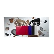 "Toshiba Canvio Advance 3 TB Hard Drive - 2.5"" Drive - External - Portable"