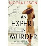 An Expert in Murder: A Josephine Tey Mystery, Paperback