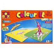 Toysbox Colour It - Wipe It ( Birds )