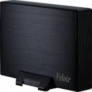 HDD Rack Inter-Tech Veloce GD-35612 (Negru)