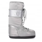 Moon Boot Stivale da neve Moon Boot Glance in nylon argento