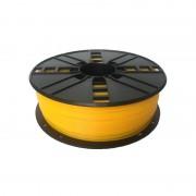 Filament pentru Imprimanta 3D 1.75 mm Nylon 1 kg - Galben (GMB)