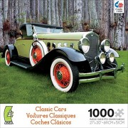 Classic Cars 1000 Pc Jigsaw Puzzle By Ceaco