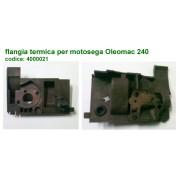 flangia termica Oleomac