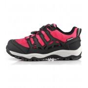ALPINE PRO GOLOVINO Dětská obuv outdoorová KBTP197450 virtual pink 35