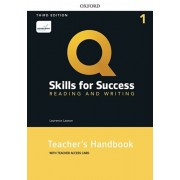 Q: Skills for Success: Level 1: Reading and Writing Teacher's Handbook with Teacher's Access Card, Paperback/Lawrence Lawson