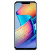 "Telefon Mobil Huawei Honor Play, Procesor Octa-Core 2.4GHz/1.8GHz, IPS LCD Capacitive touchscreen 6.3"", 4GB RAM, 64GB Flash, Camera Duala 16+2MP, Wi-Fi, 4G, Dual Sim, Android (Albastru) + Cartela SIM Orange PrePay, 6 euro credit, 6 GB internet 4G, 2,000 m"