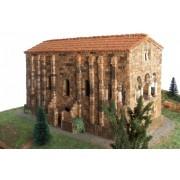 Biserica Santa Maria del Naranco kit ceramica Domenech