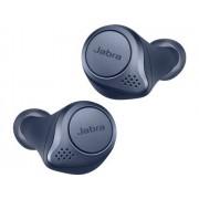 Jabra Auriculares Bluetooth True Wireless Elite Active 75T (In Ear - Microfone - Azul)