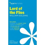 Lord of the Flies, Paperback/Sparknotes