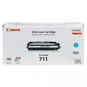 Canon 711C Original Toner Cartridge Cyan