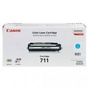 Canon 711C Original Toner Cartridge Cyan