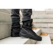 Nike Air Force 1 Hi Triple Black